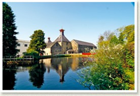 Cardhu Whisky Distillery