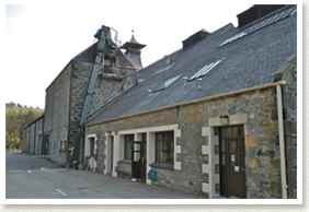 Dufftown Whisky Distillery