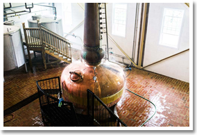 Johnny Drum Distilling Co Bourbon Distillery