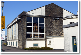 Mannochmore Whisky Distillery