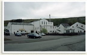 Talisker Whisky Distillery