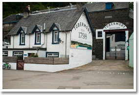 Tobermory Whisky Distillery