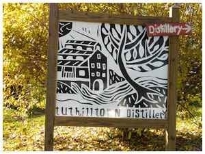 Tuthilltown Whiskey Distillery