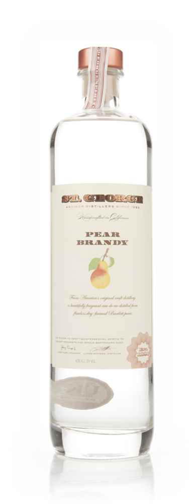 St. George Pear Brandy