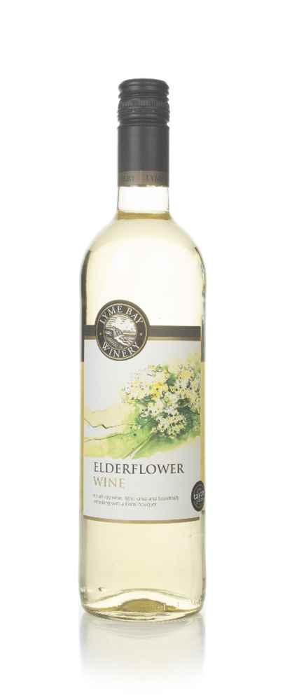 Lyme Bay Winery Elderflower Wine