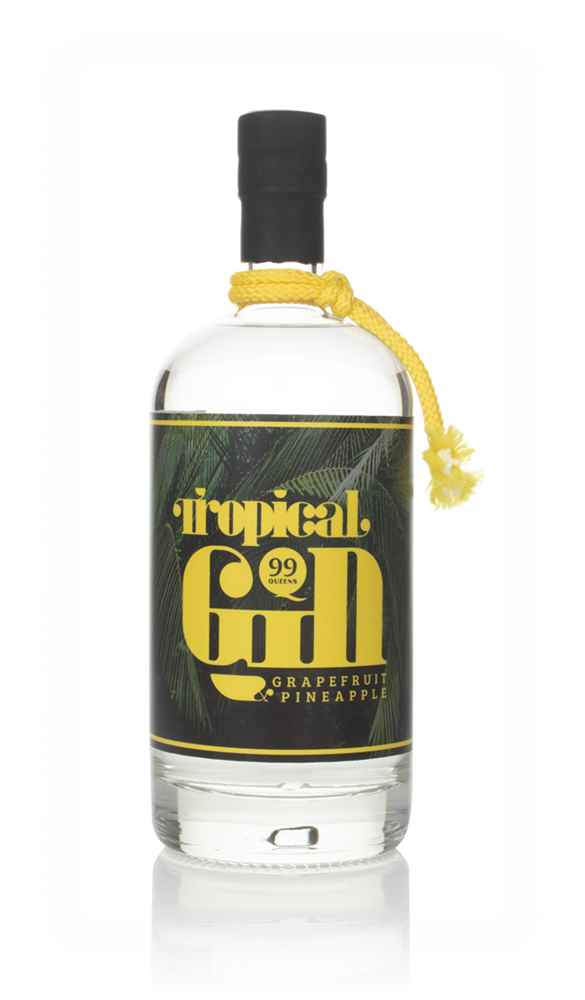 99 Queens Tropical Gin