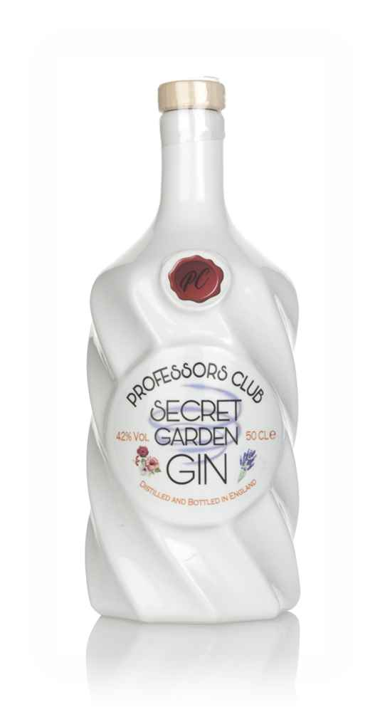 Professors Club Secret Garden Gin