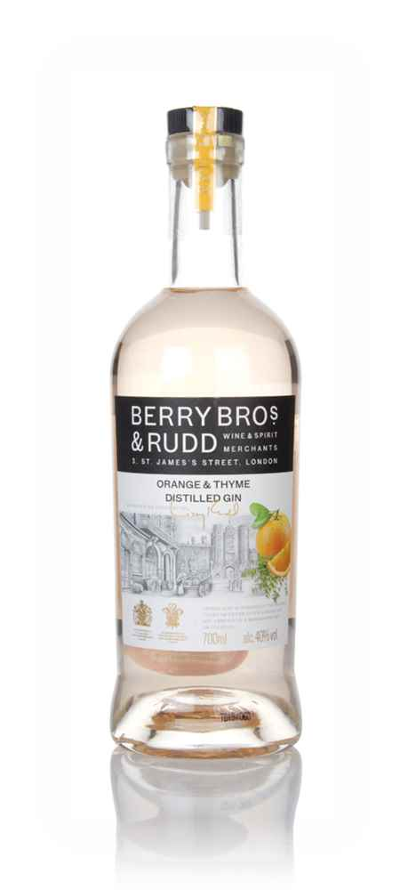 Berry Bros. & Rudd Orange & Thyme Gin