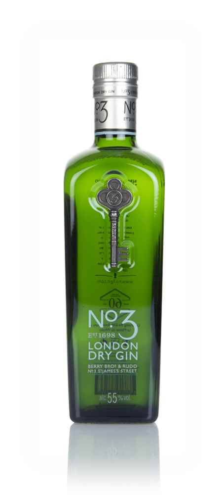 No. 3 Gin - High Strength