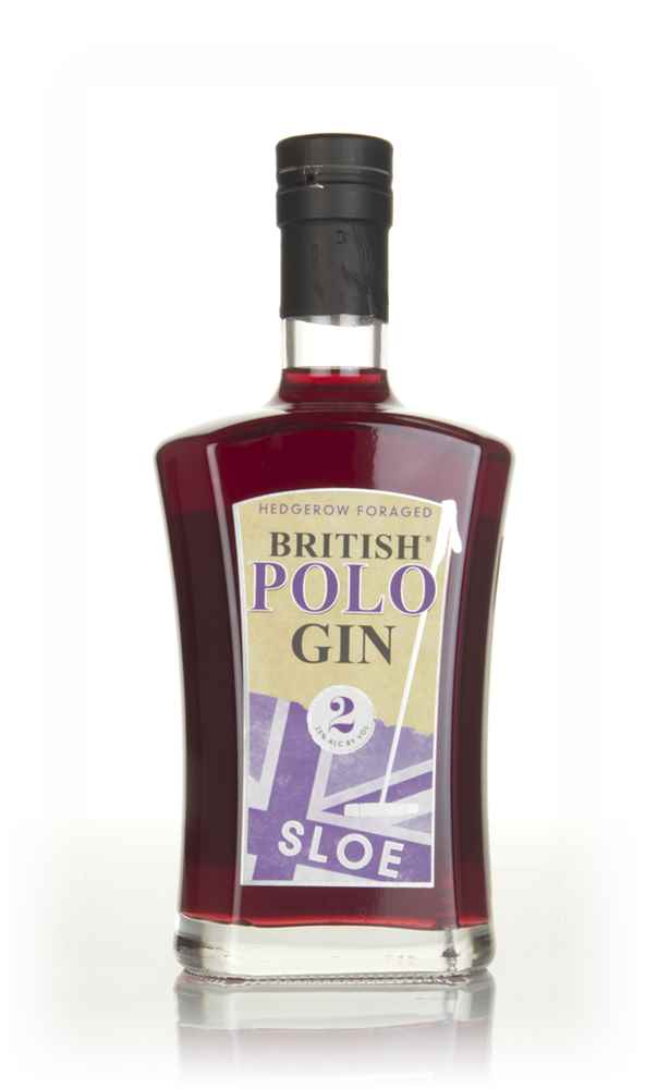 British Polo Gin No.2 - Sloe