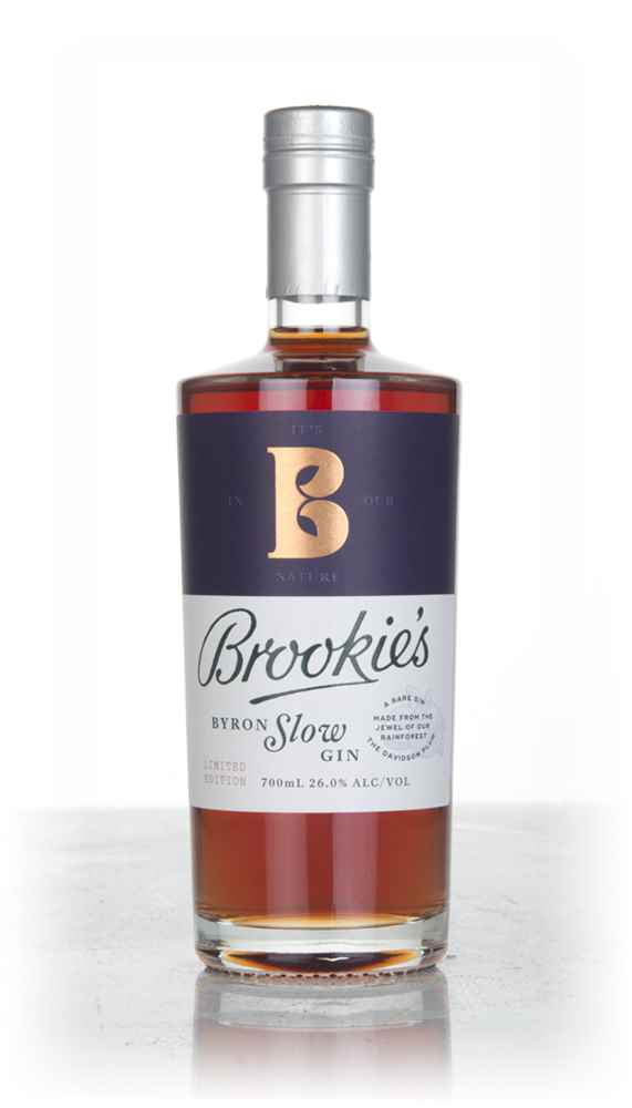 Brookie's Slow Gin