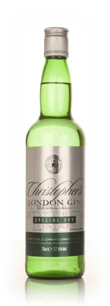 Christopher's London Dry Gin