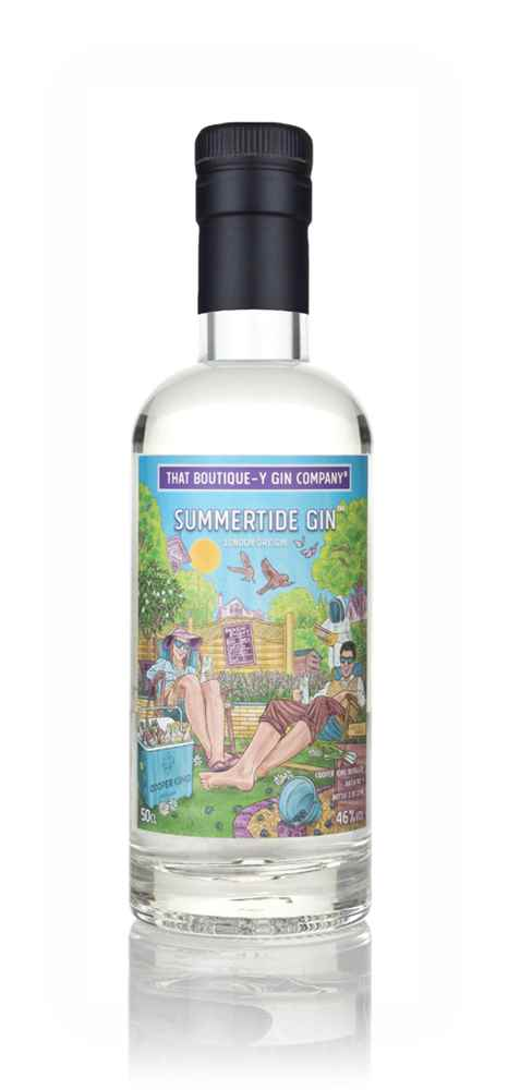 Summertide Gin - Cooper King (That Boutique-y Gin Company)