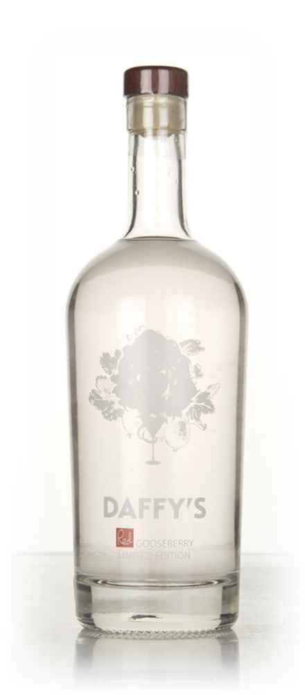Daffy's Red Gooseberry Gin