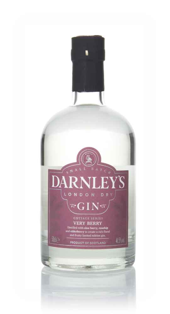 Darnley's Cottage Series Very Berry Gin