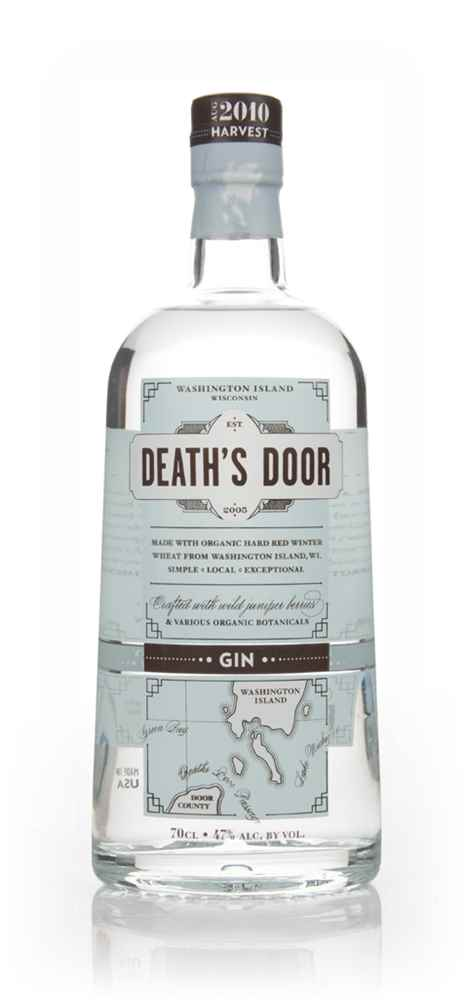 Death's Door Gin 2010 Harvest