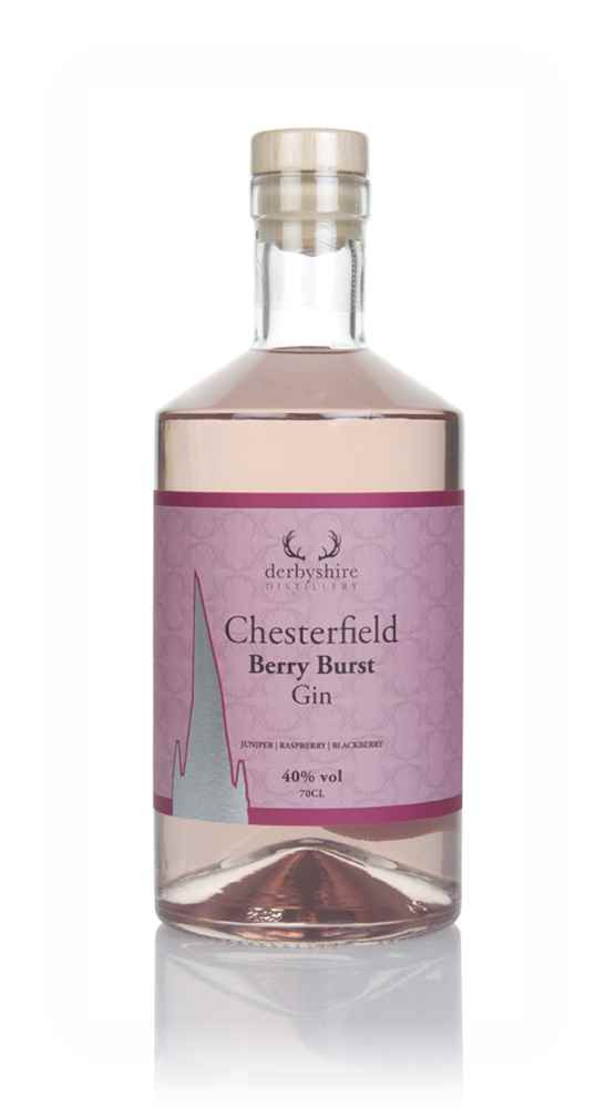 Chesterfield Berry Burst Gin