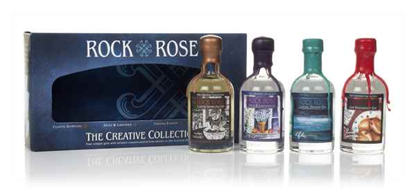 Rock Rose Creative Collection Gift Pack