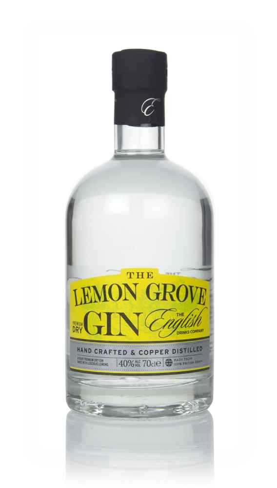 English Drinks Company Lemon Grove Gin
