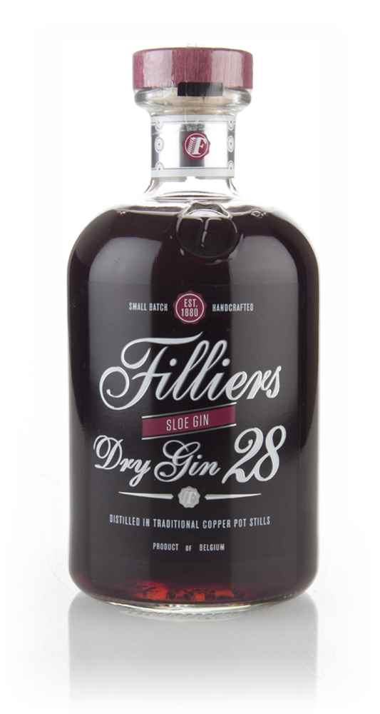 Filliers Dry Gin 28 - Sloe Gin