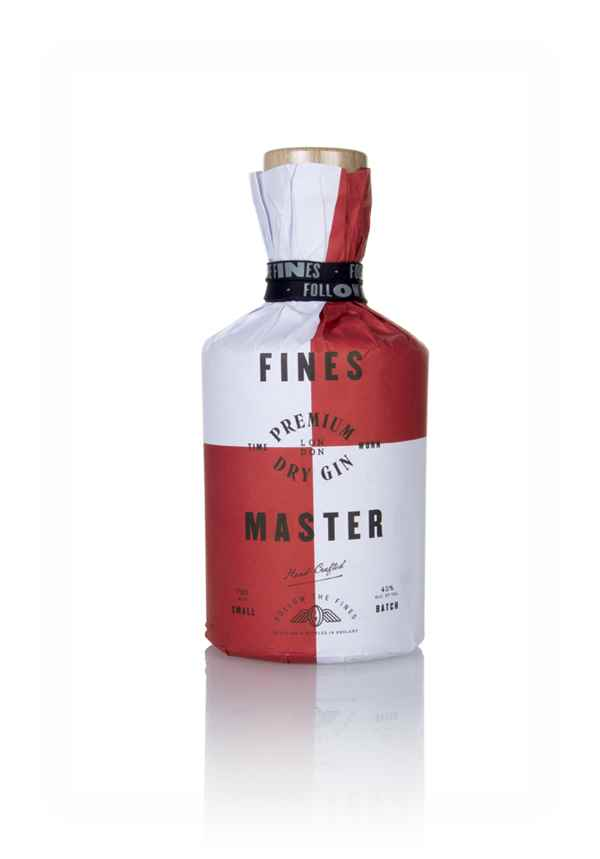 Fines Master London Dry Gin - Cricket World Cup Limited Edition