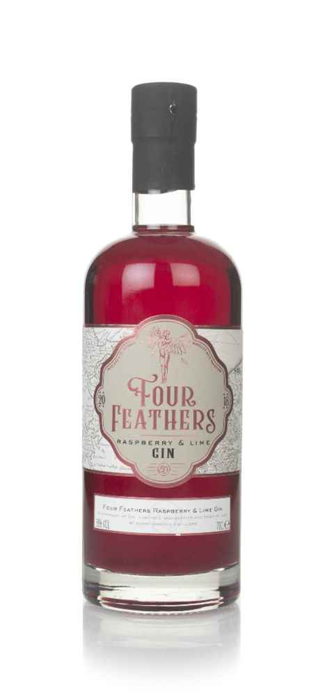 Four Feathers Raspberry & Lime Gin