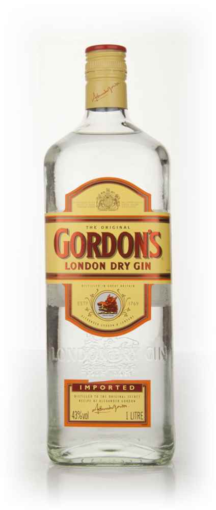 Gordon's Yellow Label 1l