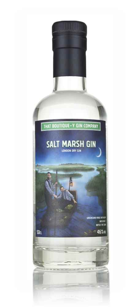 Salt Marsh Gin - Greensand Ridge (That Boutique-y Gin Company)