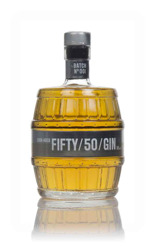 Fifty/50/Gin