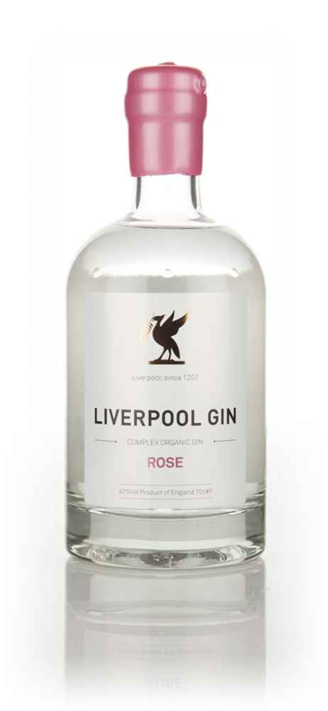 Liverpool Gin Rose 42%