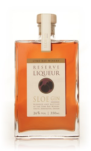 Sloe Gin Reserve Liqueur (Lyme Bay Winery)
