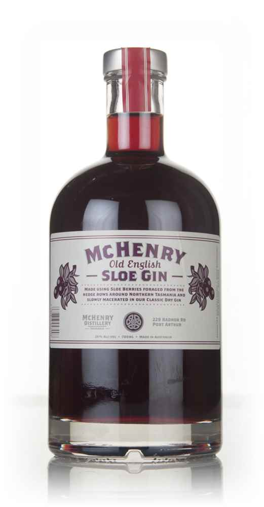 McHenry Old English Sloe Gin