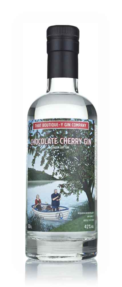Chocolate Cherry Gin - McQueen (That Boutique-y Gin Company)