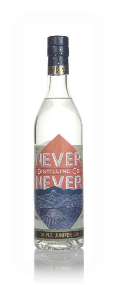 Never Never Triple Juniper Gin