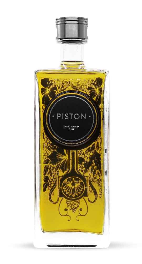 Piston Oak Aged Gin