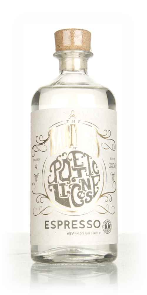 Poetic License Espresso Gin