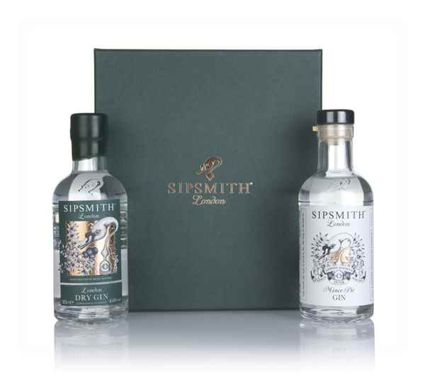 Sipsmith Christmas Gift Set