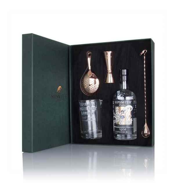 Sipsmith Cocktail Set