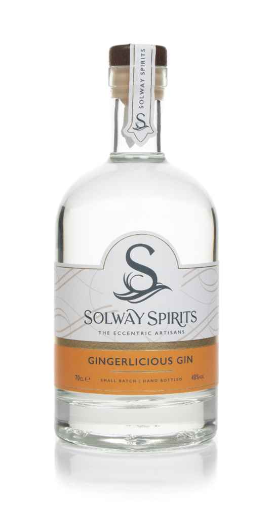 Solway Gingerlicious Gin