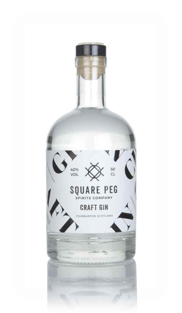 Square Peg Craft Gin