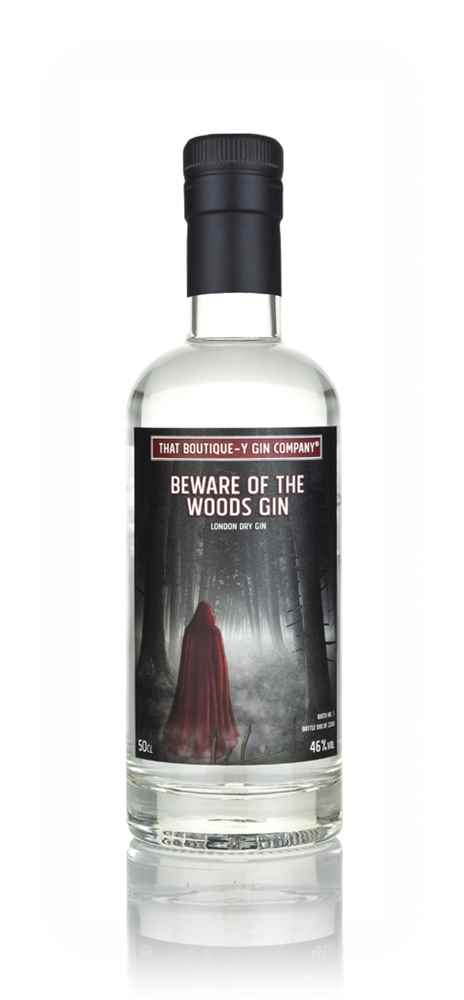 Beware of the Woods Gin (That Boutique-y Gin Company)