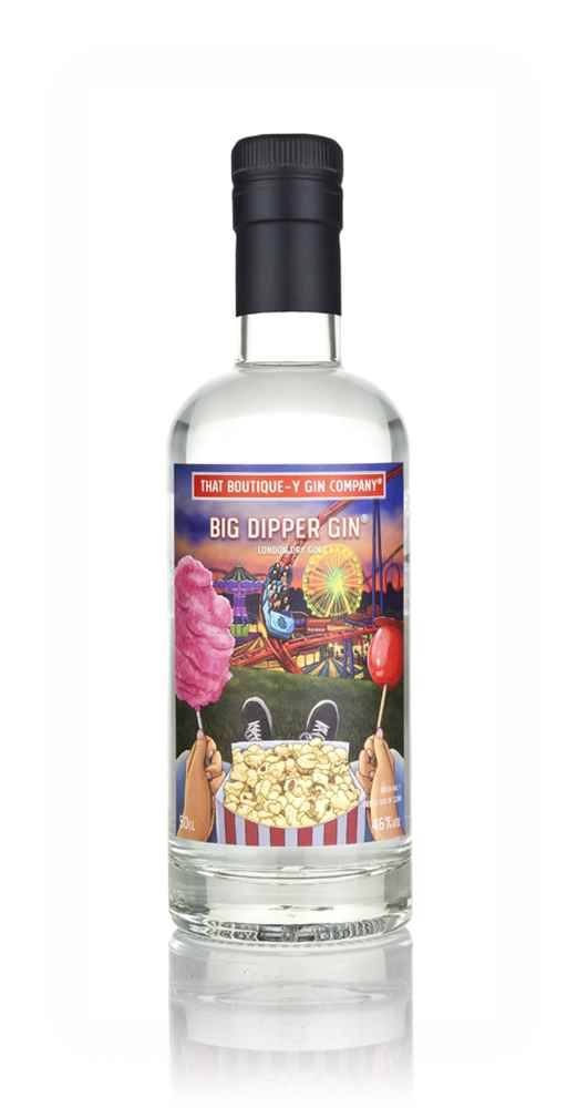 Big Dipper Gin (That Boutique-y Gin Company)