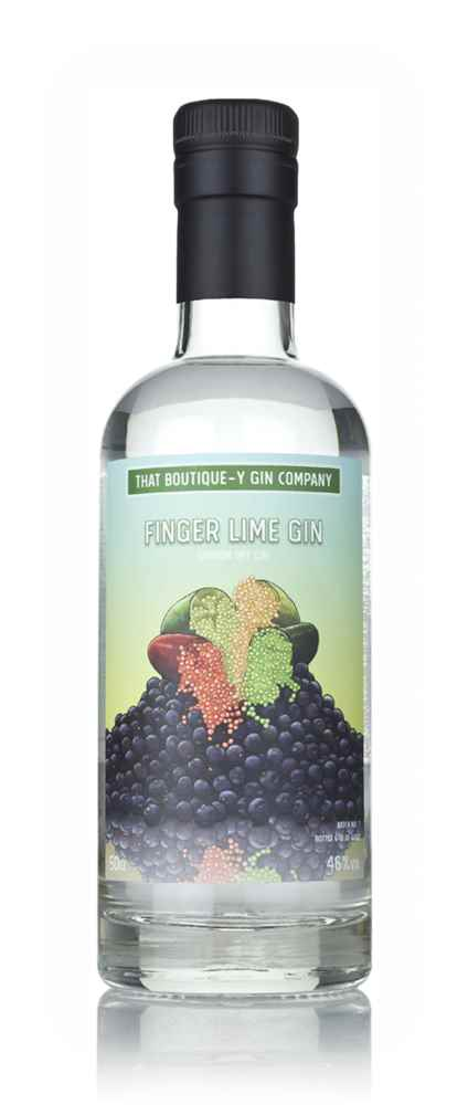 Finger Lime Gin (That Boutique-y Gin Company)