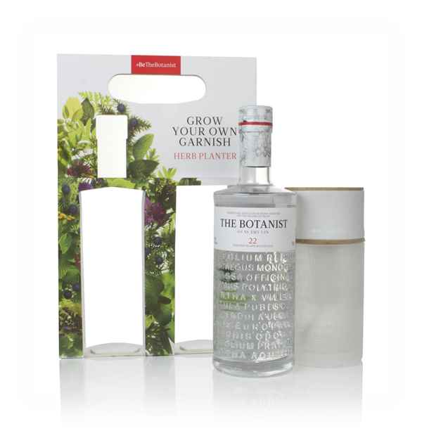 The Botanist Gin Herb Planter Gift Pack