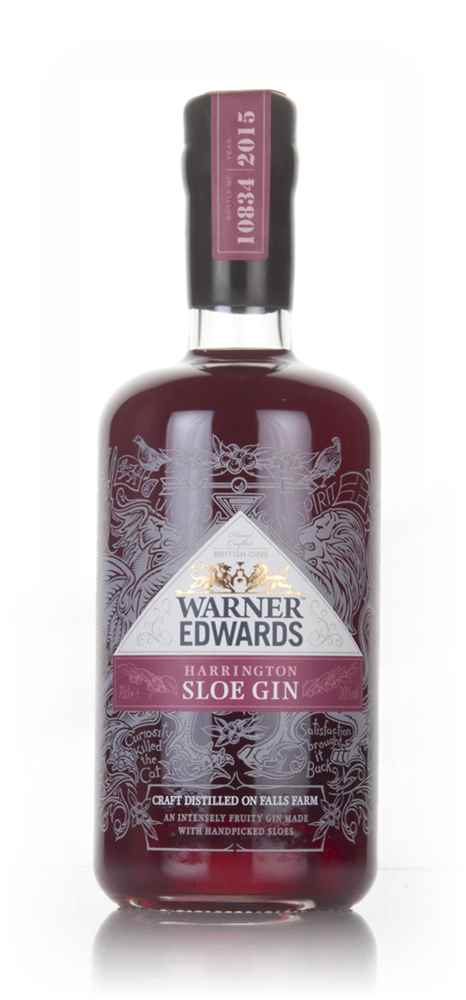 Warner Edwards Harrington Sloe Gin (70cl)