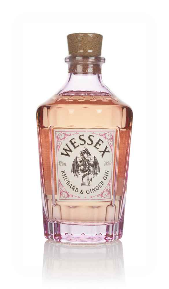 Wessex Rhubarb & Ginger Gin
