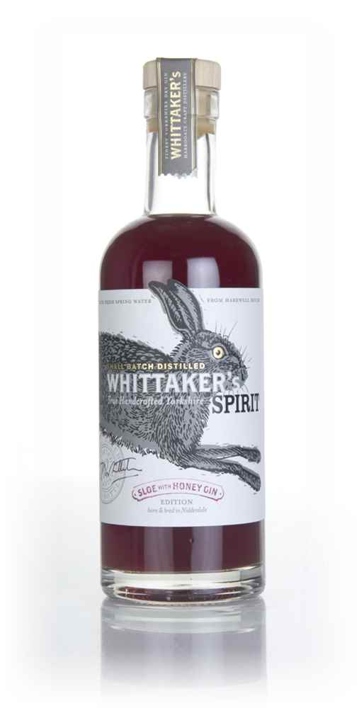Whittaker's Gin - Sloe with Honey