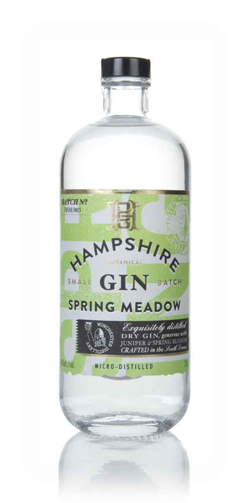 Hampshire Spring Meadow Gin