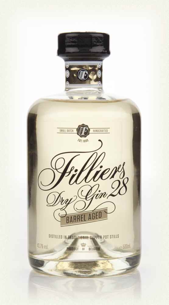 Filliers Dry Gin 28 - Barrel Aged