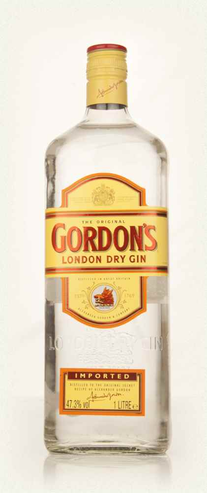 Gordon's Yellow Label 1l 47.3%